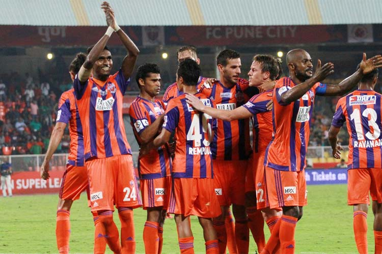 Welcome FC Pune City!!!