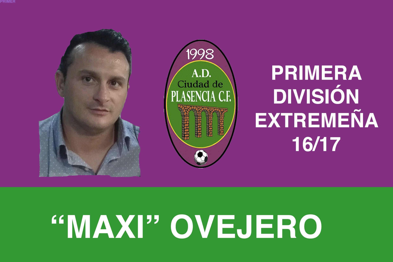 Maxi, tercer año al frente del primer equipo